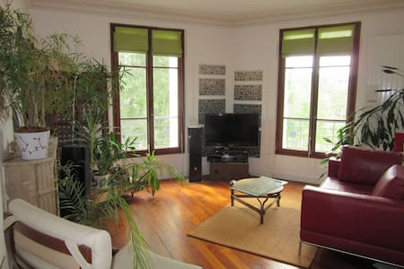 Charming sunny flat - North Paris - Appartement