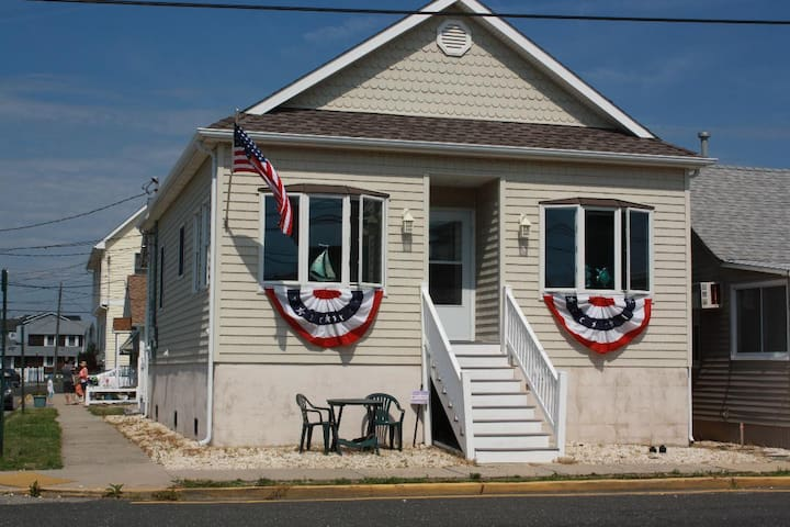 Point Pleasant Beach rental.     Weekly sat-sat