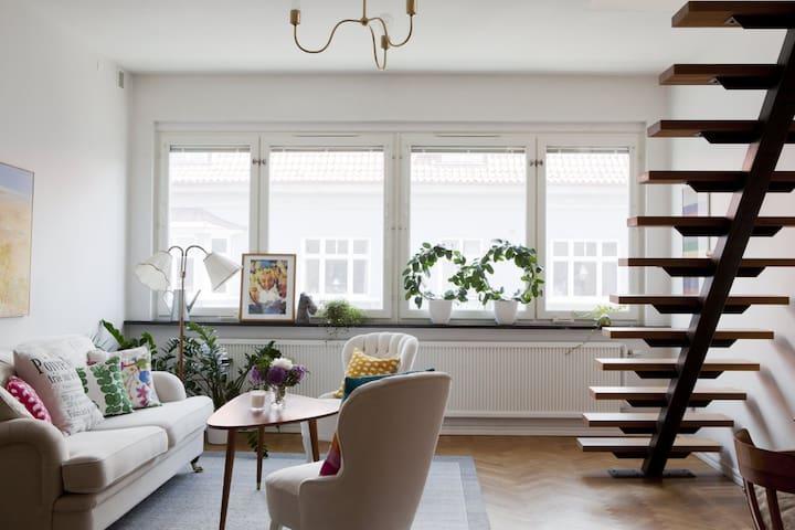 Penthouse i centrum  - Malmö - Loft