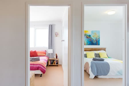 Art house beach apartment - Scarborough