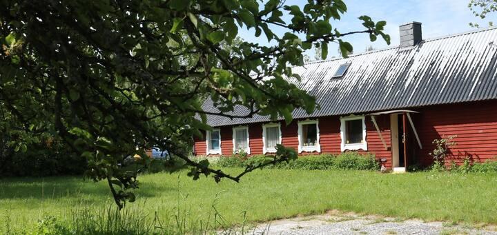 Ferienhaus in Südschweden, Småland
