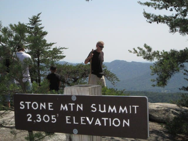 Hike Stone Mountain