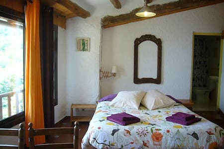 Double Room & pool with good views in mountain - Arbúcies - Bed & Breakfast - 1
