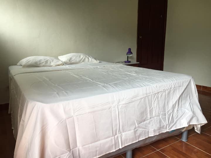 Apartamento en casa amurallada en Jiquilisco