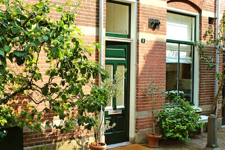 Charming Apartment Haarlem Center - Harlem - Byt