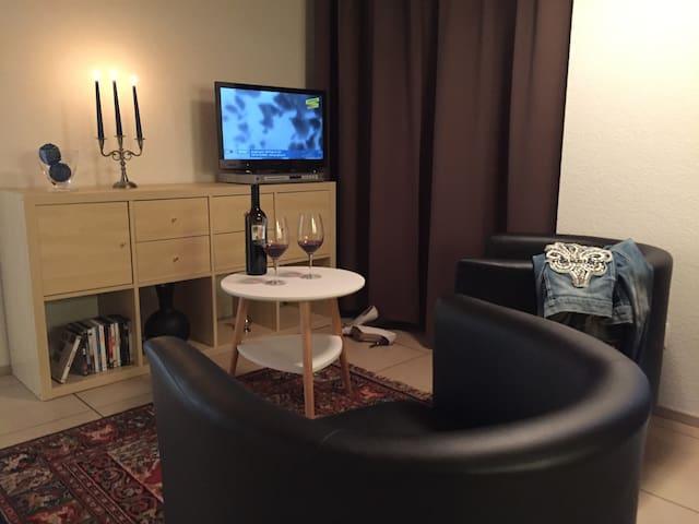 2-Zimmer-Wohnung b. Interlaken,weis - Meiringen - Apartamento