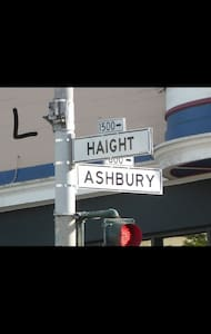 Haight Ashbury Experience Room L - San Francisco - House