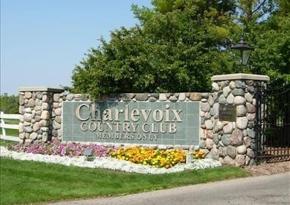 Charlevoix Country Club Condo, 2BR, 2BA - Charlevoix