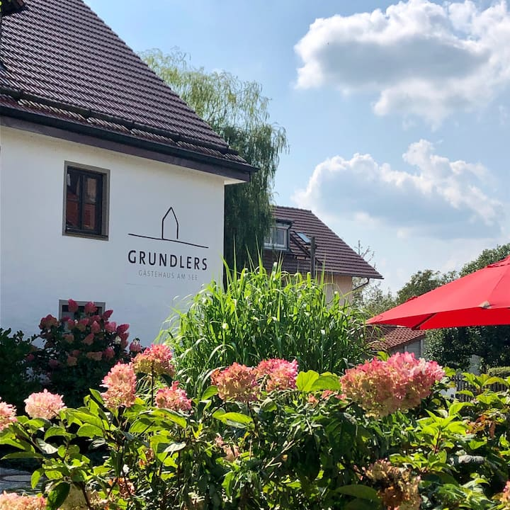 GRUNDLERS - Gästehaus am See