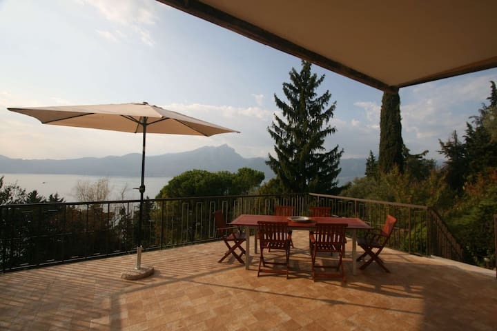 Big villa Pool Terraces with wonderful view Garden - Torri del Benaco - Villa