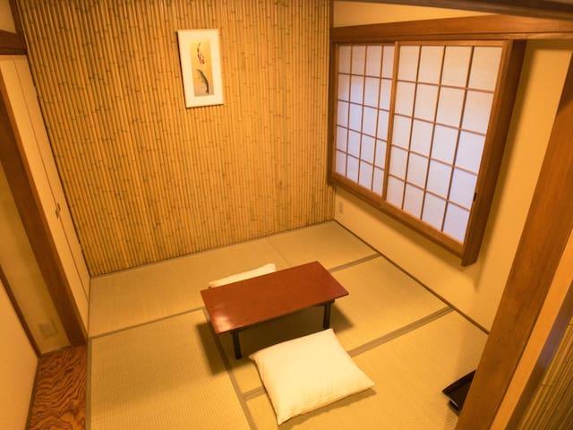 AKASAKA BAMBOO HOUSE    JapaneseTraditional Style