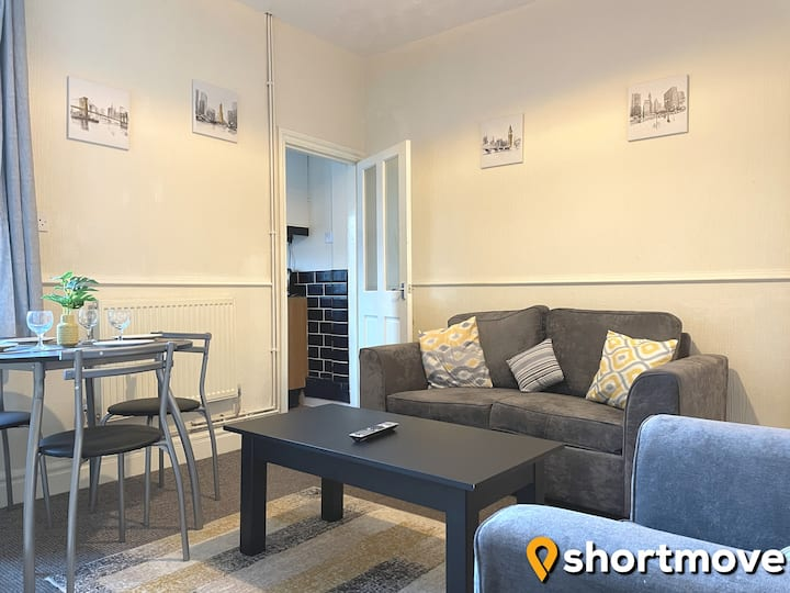 SHORTMOVE★Contractors★Families★Kitchen★Wifi★Garden