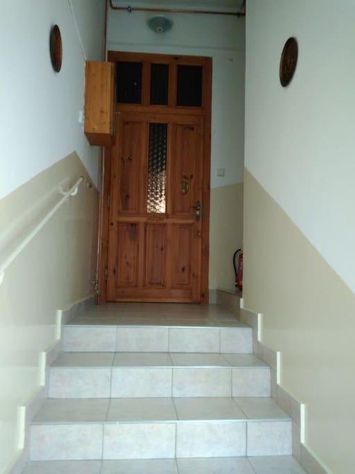 Vchod z chodby
