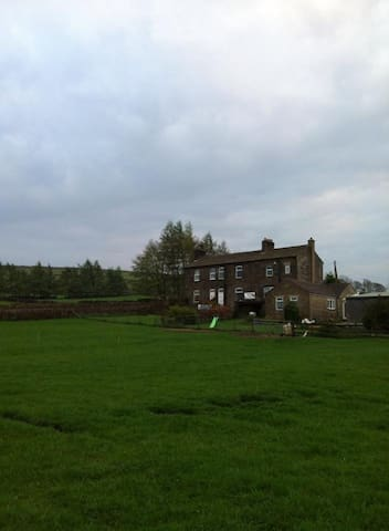 Stones Cottage Farm, 4*, sleeps 4, nr Haworth - Haworth