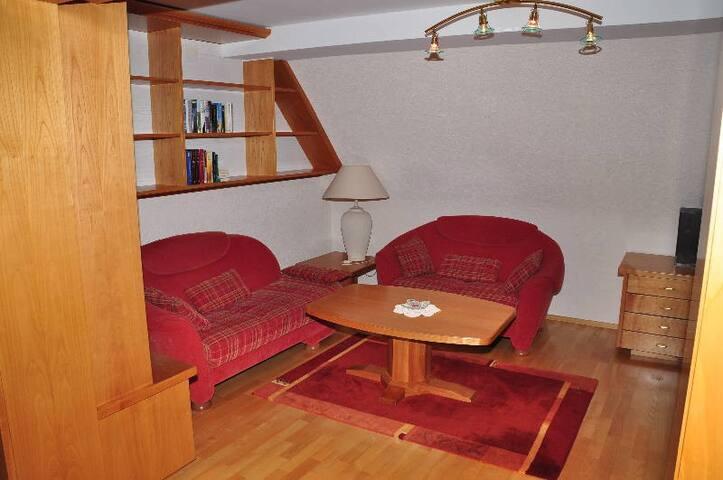 Haus Alpensonne (Höchenschwand), Ferienwohnung Alpensonne, 80qm, 2 Schlafzimmer, max. 4 Personen