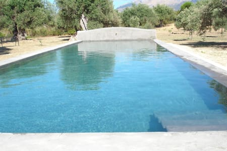 Cozy Holiday Home in Collesano with Pool