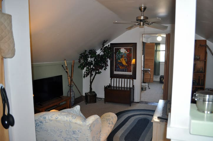 1BR Apartment at Otter Creek Market