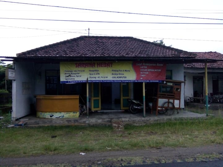 Home Stay Tanjungsari Boyolangu Tulungagung