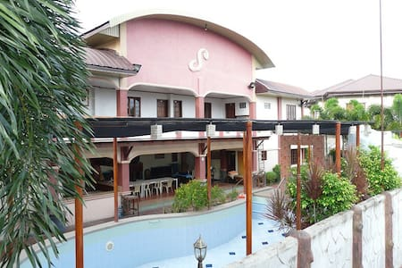 Casa de las Palmeras Private Pool with rooms - Calamba