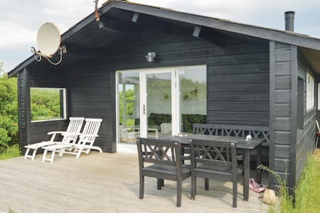 Holiday cottage with 2 bedrooms on 57m² in Hjørring