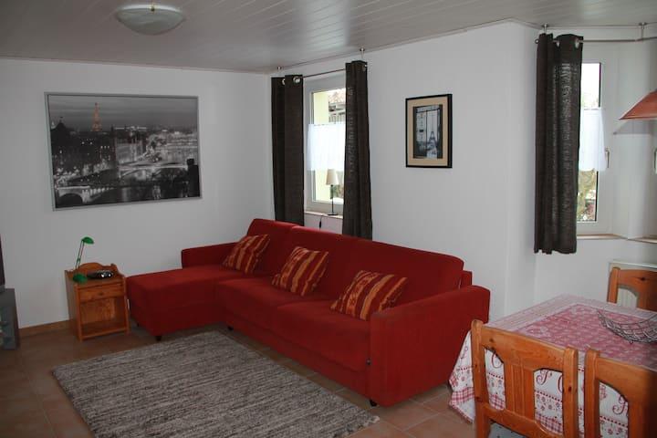 Charmante Einzimmerwohnung am Göppinger Stadtrand
