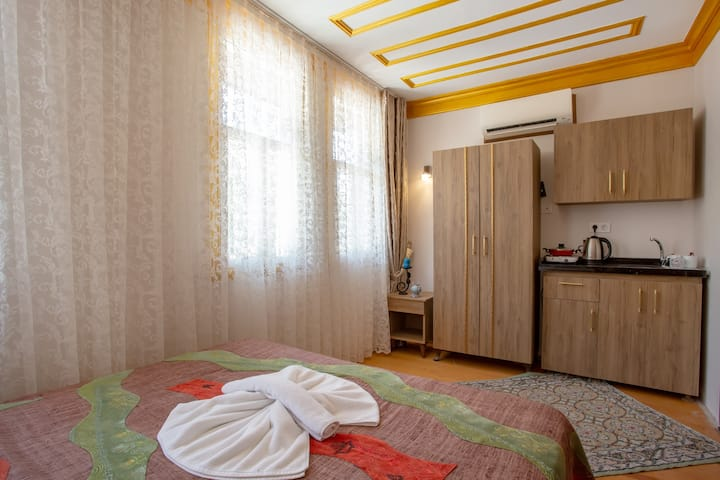 Double room at April Hotel