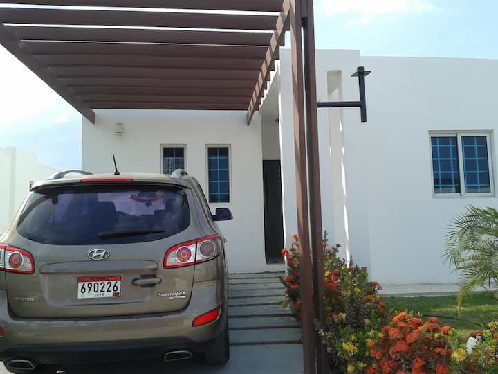 Villa Carolina excelente lugar para ir en familia