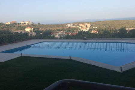 Maisonette  Dioni 120sq.m with pool - Villa