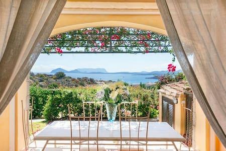 Costa Smeralda Abbiadori Casa6Posti Giardino Vista
