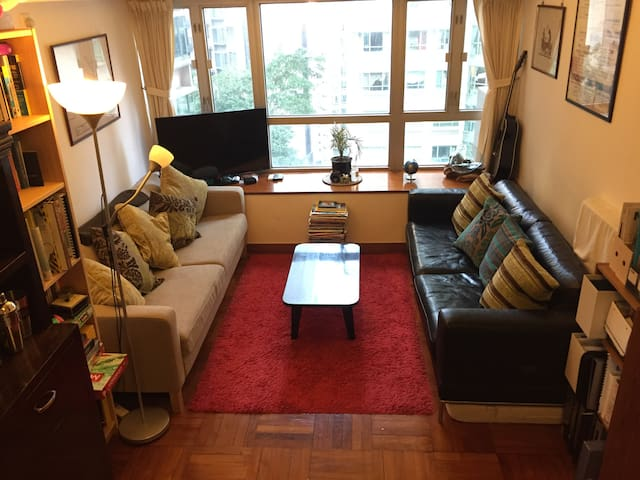 Spacious Room with Double Bed - Hongkong