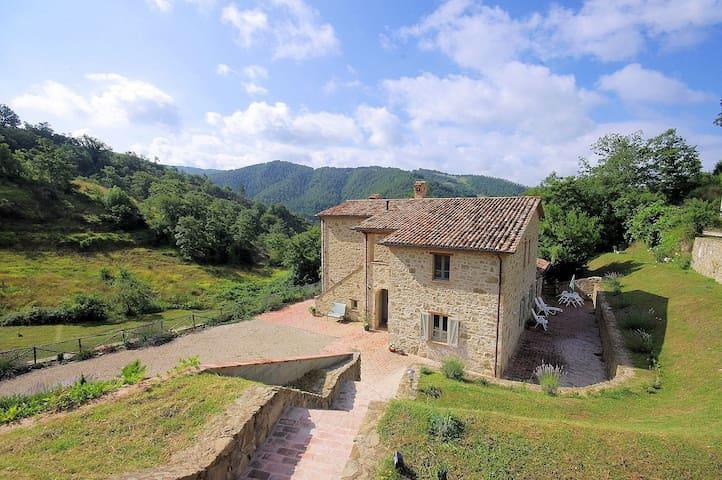 Casa Collina - Camporeggiano