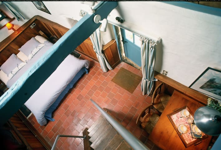 La chambre Bleue - Plougonven - Bed & Breakfast