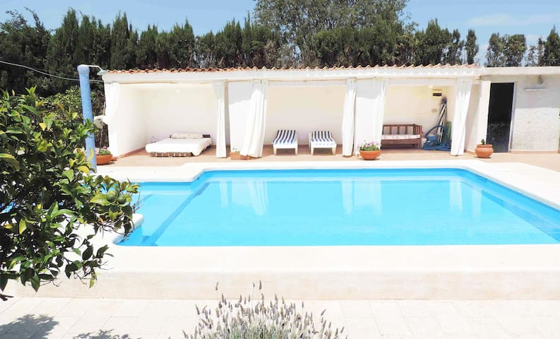 House, swimming pool, near the sea. - Sant Joan d'Alacant - Hus