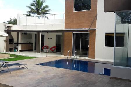 Casa aconchegante, linda e moderna em Penedo