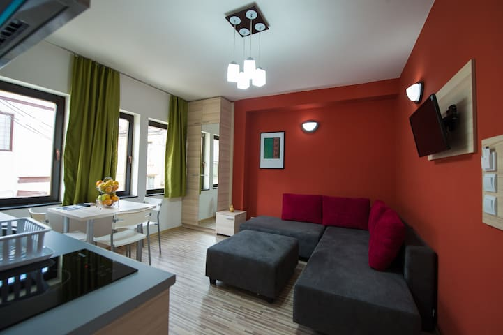 Serviced Central Theatre Apts. - A1 - Bitola