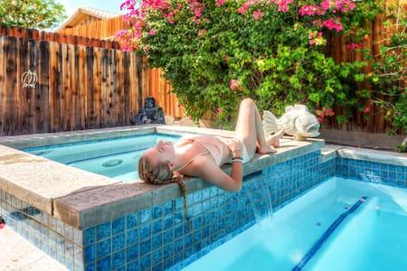 Pool Home, Private Room & Shared BTH! #1 - La Quinta