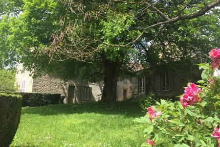 Maison de famille dans les Hautes Côtes + piscine - Villars-Fontaine - Ház