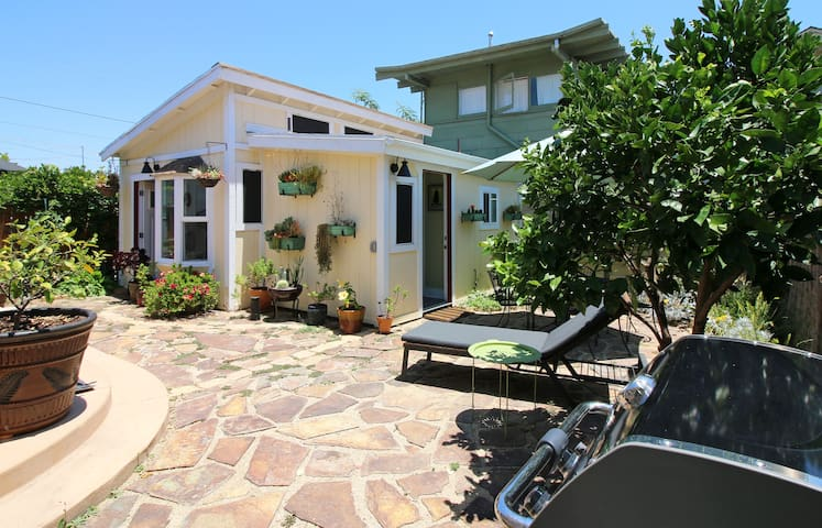 The Best Cottage in North Park! - San Diego - Cabaña