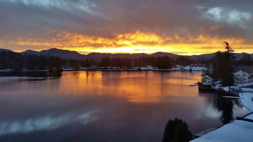 Best View in Lake Placid!