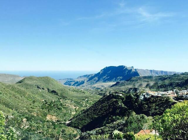 Authentic Cave House Experience + Telescope - San Bartolomé de Tirajana - Höhle