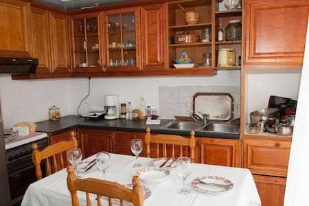 Big house   25 minutes from Meteora - Trikala - Apartment