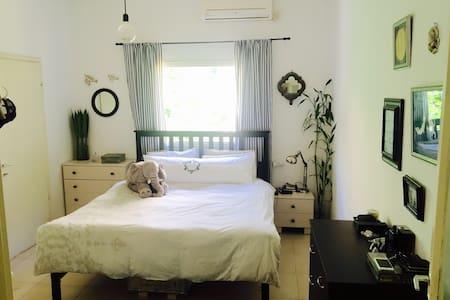 Beautiful apartment, very cenetral - Tel Aviv-Yafo - Appartamento