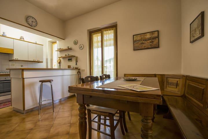 Casa  FLORINDA, Grezzano,  Mugello, Scarperia