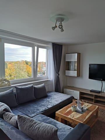 Schöne, gemütliche Wohnung in der Nähe von Zentrum