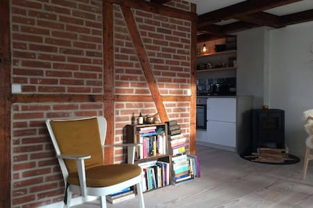 Charming apartment, in the hippest neighbourhood