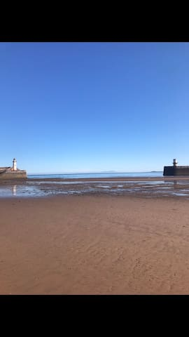 Whitehaven Marina. 2 minutes walk from property