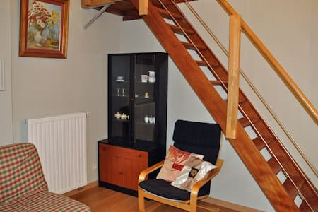 Renovated penthouse with convenient location - Namur