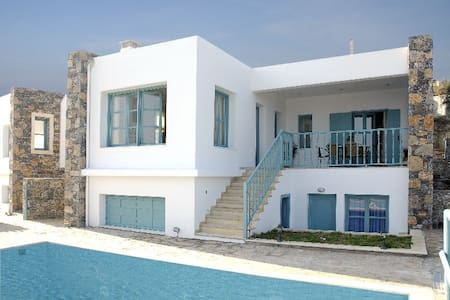 Alkis villa in Mohlos- 9 persons - Sitia - 別墅