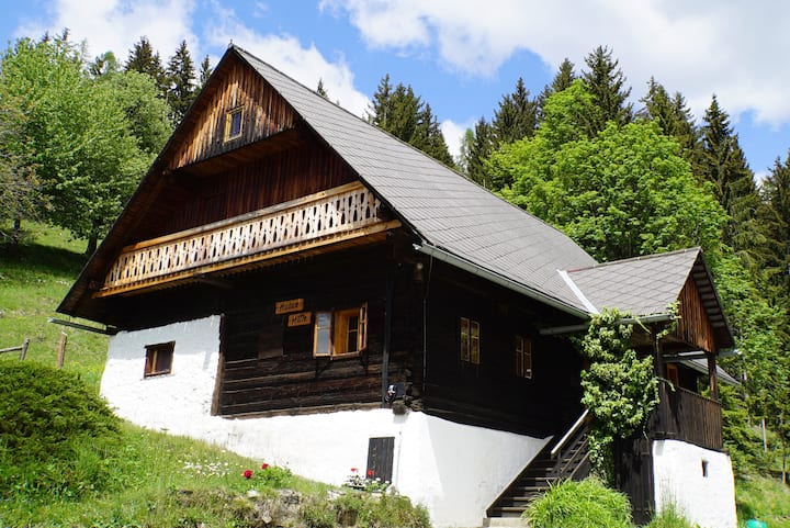 Altes Bauernhaus in ruhiger Lage