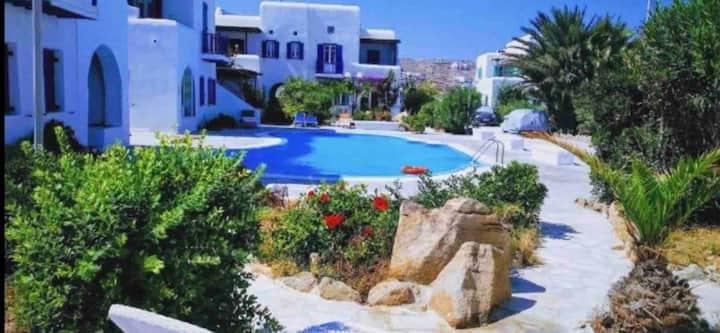beach house Mykonos